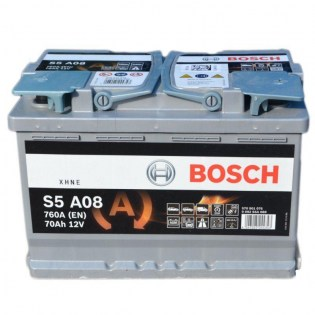 70 Ah BOSCH Start-Stop AGM